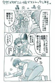 Pobre Kirishima XD