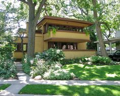 Gale House - Frank Lloyd Wright