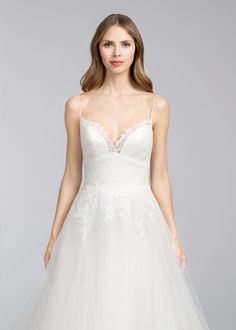 Bridal Gowns and Wedding Dresses by JLM Couture - Style 8666