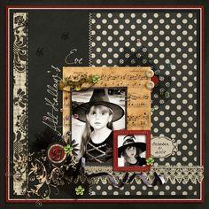 layout by davita using mansion masquerade