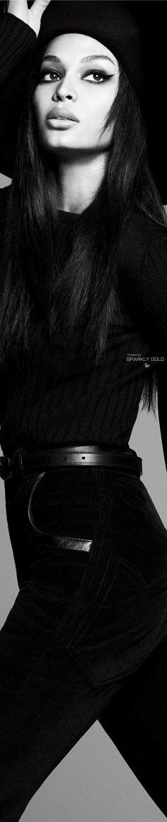 Joan Smalls/Vogue Japan Sep 17