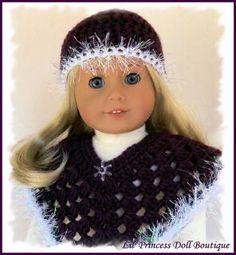 American Doll Crochet Patterns Free | ... crochet american girl felicity dress…