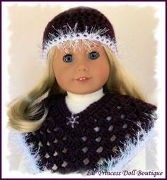 Doll S Dress Crochet Pattern For Baby Dolls Amp Teddy Bears