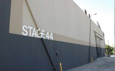 """""""McMillan and Wife"""" sound stage Sound Stage, Rock Hudson"""