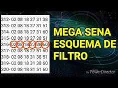 Mega sena da virada - esquema poderoso com 12 dezenas - YouTube