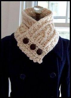 The Fisherman's Wife: Crochet