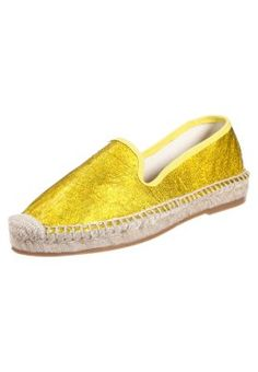 D'Archive by L'Autre Chose Espadrilles - yellow - Zalando.de