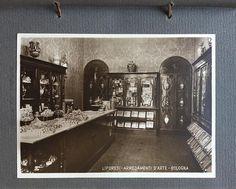 Anonymous, Unica (candy shop), Interior Design by Liporesi Arredamenti d'Arte. Bologna 1924 ca.