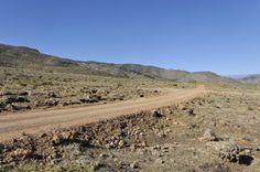 Dirt road, roads, desert, mountain