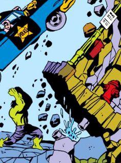 Hulk by Herb Trimpe...