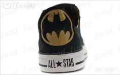 2012 Batman converse