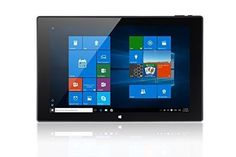 "Haier 10.1"" 2-in-1 Windows 10 Quad Core Touchscreen Tablet Laptop, HD IPS Screen, 2GB RAM, Front and Bacck Cameras, includes Detachable Smart Keyboard Case, http://www.amazon.com/dp/B016W6AXEI/ref=cm_sw_r_pi_awdm_jbAzwb0JB4QAT"