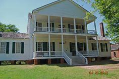 Historic Brattonsville in York County, SC