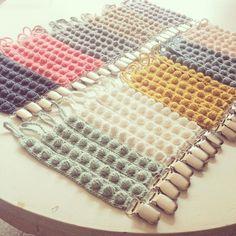 • b u b b l e s  b u b b l es • ❤️ #pacifierchains #monviharnokhaha #shirleybredal #pacifierclip #pacfierchain #suttesnor #bomuld #fairtrade Crochet Craft Fair, Love Crochet, Crochet Crafts, Crochet Baby, Knit Crochet, Dummy Clips, Crochet Needles, Knitting Videos, Crochet Accessories