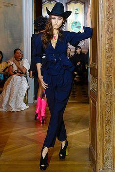 Ronald Van Der Kemp - Paris Fashion Week