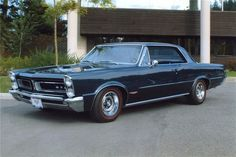 1965 PONTIAC GTO 389 V8 MUSCLE CAR