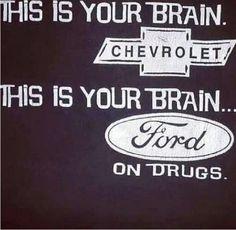 #chevorlet #ford