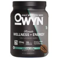 Our new review is now up! Check out what we think of #OWYN Wellness + Energy Plant-Based Protein here!