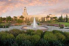 Newport Beach Temple