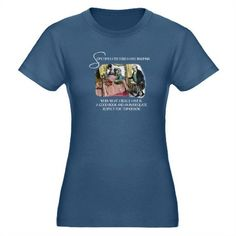 Insomnia and a Good Book Organic Womens Fitted T-