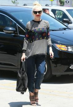 Gwen Stefani Los Angeles May 28 2014