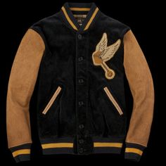 """RRL """"WAKEFIELD CORDUROY JACKET,"""" $790. 