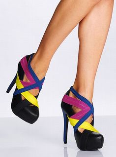 Strappy Platform Pump - Colin Stuart® - Victoria's Secret