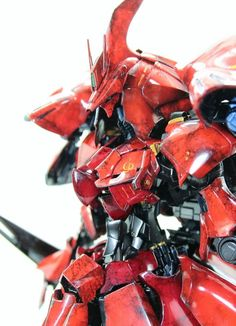 人参(キャロット)'s MMS-014 MANIGOLD [マニゴルド]: MG Sinanju Remodeled for the 19th Ora-Zaku Gunpla Compe. Big Size Images, WIP too, Info http://www.gunjap.net/site/?p=316326