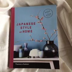 home. Japanese Style, Book Reviews, House Styles, Interior, Home, Indoor, House, Design Interiors, Ad Home