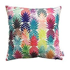 Amazon.com: Monkeysell The new square Europe and the United States abstract Geometric patterns Digital printing pillowcase/pillow cover 18 x 18 inch (S025A2): Home & Kitchen