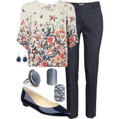 Teacher Outfits on a Teacher's Budget 219