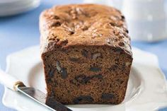 Date and Walnut Loaf recipe, NZ Woman's Weekly – visit Food Hub for New Zealand recipes using local ingredients – foodhub.co.nz