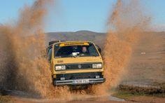 Van Tomiel Works @ the Maroc Ralley
