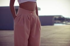 "the ""Temperance"" trousers Karavan Clothing"