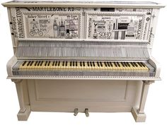 mumford and sons piano by Zoe More O'Ferrall