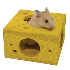 Rustic, fun and great value. Some assembly required. Perfect for any habitat.