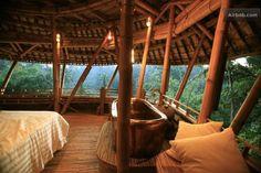 Bamboo House Ubud, Bali #ecohousebali