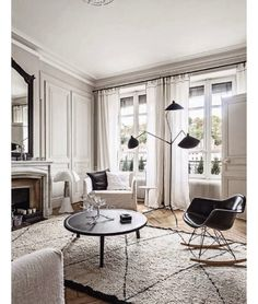 Cream textures with grey and black