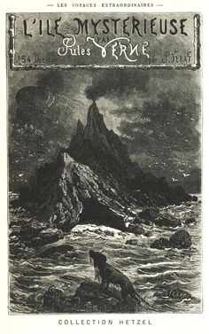 Mysterious Island by Jules Verne. Classic