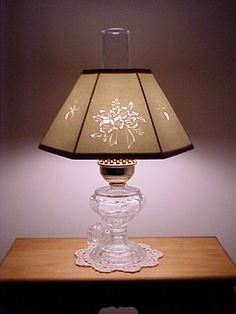 Bygone Reflections - Lampshades