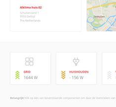 Afbeelding van de interface van Wattz-Smart