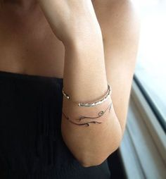Bracelet Tattoo Ideas 2016                                                                                                                                                                                 More