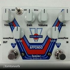 AFJ800 Affonso Jr Signature by Tomtone Efx