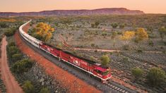 Why the Ghan is one of the world's greatest trains