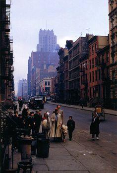"Inge Morath, ""New York"" (1957)"