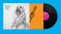 Record design Ost & Kjex, by Metric Design