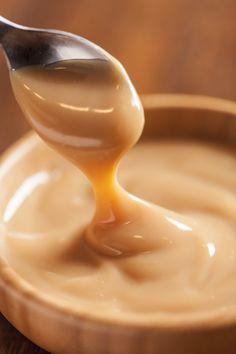 Crème dessert au caramel beurre salé