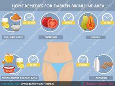 Hindi tips for darken bikini line area – गहरे और सांवले बिकनी लाइन क्षेत्र के लिए घरेलू उपचार