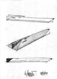 Richard Sapper - Dialog 1 - ballpoint pen