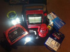 Hurricane Sandy, Five Days Without Power, Three Weeks Later, and the Gear That Made My Life Easier